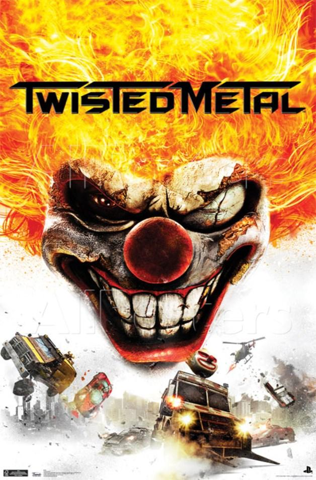 Twisted Metal: Вспомним легенду