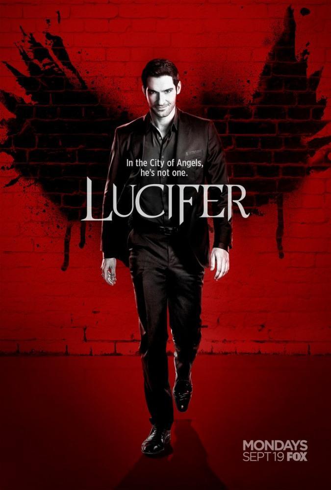 Люцифер: Слабый дьявольский детектив