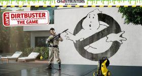 Минимойка Karcher борется с призраками