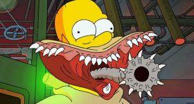 Дом ужасов с Симпсонами – 10 мультяшных постеров