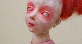 Страшные уродливые куклы