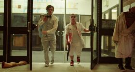 Два парня с синдромом Дауна сняли фильм о зомби