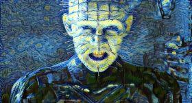 Герои ужасов на картинах Ван Гога