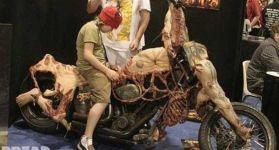 Ужасный мотоцикл