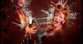 My Zombie Pinup – календарь с девушками-зомби