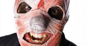 Злые маски маньяков