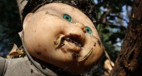 Кладбище для кукол