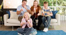 Лишь в 14% американских семей играют в онлайн-игры