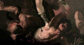 Кровопролитие в известных картинах