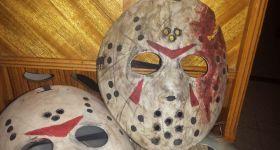 Создание маски Джейсона Вурхиза