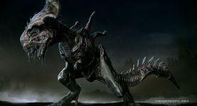 Тираннозавр-ксеноморф Рекс