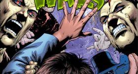 Стань героем комикса о зомби