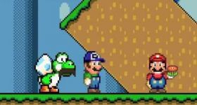 Super Mario Bros и Ходячие мертвецы