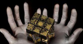 Кубик Рубика в стиле Восставшего из ада