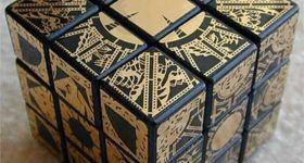Кубик Рубика из фильма Восставший из Ада