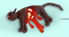 Кровавые детские игрушки
