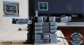 3D принтер напечатал верстак из Dead Space 2