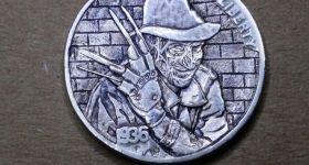 Монеты с героями фильмов ужасов