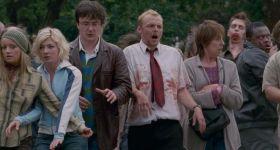 Зомби по имени Шон: До и после превращения в мертвецов