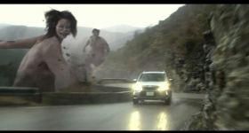 Атака титанов и автомобиль Subaru Forester XT