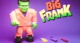 Монстр Франкенштейна – развивающая игрушка для детей
