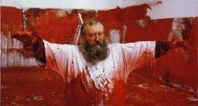 Кровавое искусство Германа Нитча