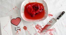 Кровавые валентинки