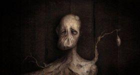 Депрессивные картины от Эрика Лакомбе