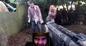 Зомби-шутер в реальной жизни
