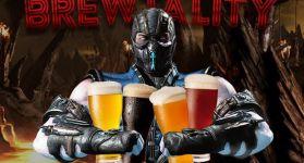 Пиво для фанатов Mortal Kombat