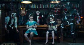 Косплей: Семья из подводного мира BioShock