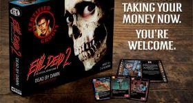 Зловещие мертвецы 2: Настольная игра оживает!