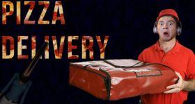 Горячая пицца от Hell Pizza в зомби-апокалипсис