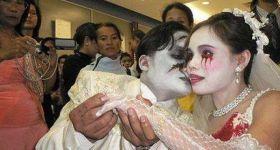 Кровавая японская свадьба