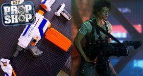 Чужие: Как создать импульсную винтовку?