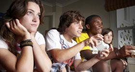 Видеоиграми увлекаются 8 американских детей из 10