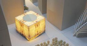 В Нью-Йорке построят здание в стиле шкатулки Пинхэда