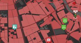 Реальная зомби-карта