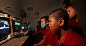 Глава буддизма за агрессию и насилие в видеоигры