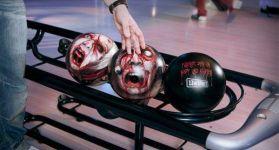 Кровавые шары для боулинга