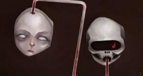 Кровавые картины от Dario Graphics