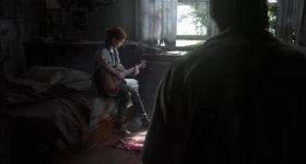 The Last of Us 2 и грустная песня под гитару
