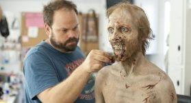 Ходячие мертвецы: Создание зомби для сериала