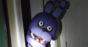 Костюм из игры Five Nights at Freddy's