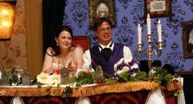 Свадьба в доме с привидениями
