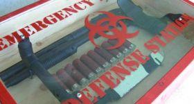 Комплект защиты от зомби