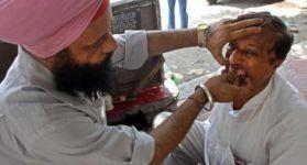 Индийский дантист