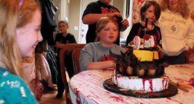 Убить Билла: Кровавый торт