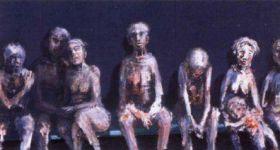 Мрачные рисунки Оливера де Сагазана