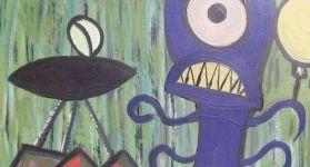 Страшные инопланетяне